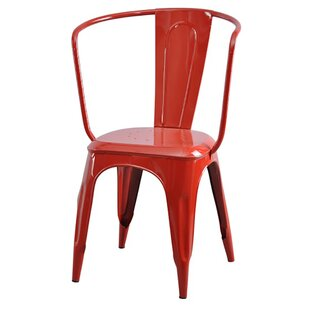 Fashion N You by Horizon Interseas Industrial Tolix Carver Side Chair