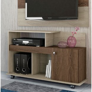 Coffin TV Stand for TVs up to 32