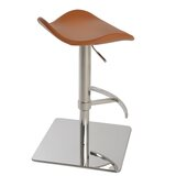 Falcon Piston Adjustable Height Swivel Bar Stool by HARMONY MODERN