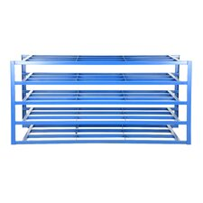 2000 lbs 5-Shelf Horizontal Sheet Rack by Vestil