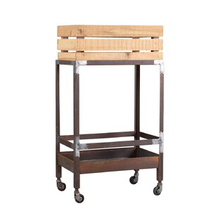 Ophelia Bar Cart by Wildon Home?