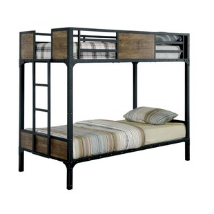 Harriet Bee Espanola Bunk Bed
