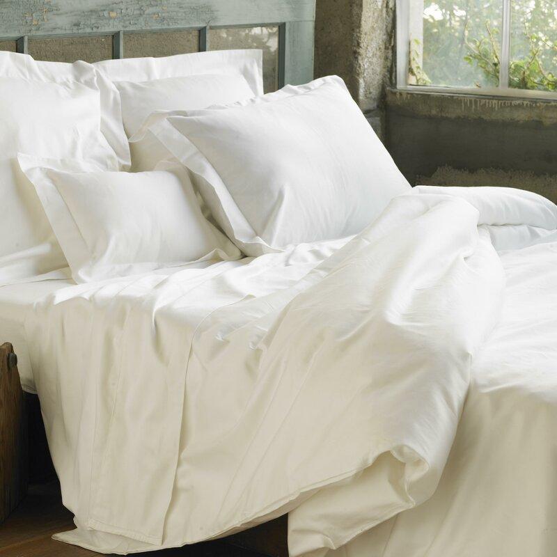 product main rails duvet ixlib white thread detail matalan cotton sateen cover count
