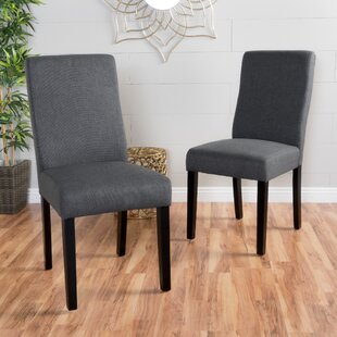 Honn Side Chair (Set of 2) Latitude Run