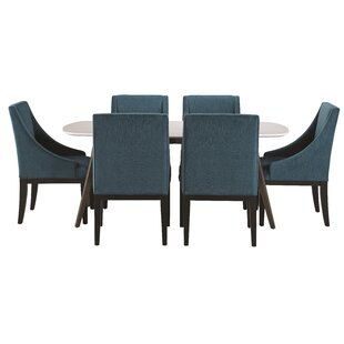 Dumfries 7 Piece Pub Table Set by Brayden Studio