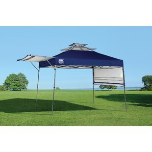 Summit 10 Ft. W x 10 Ft. D Metal Pop-Up Canopy by QuikShade