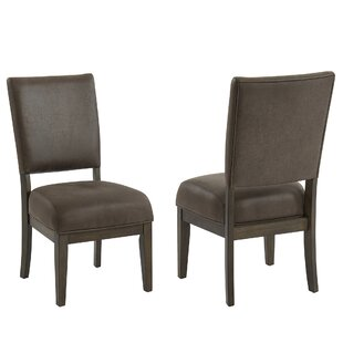 Arocho Upholstered Dining Chair (Set of 2) by Darby Home Co