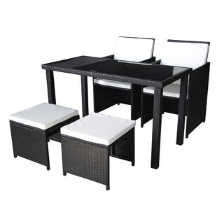 Container 5 Piece Dining Set