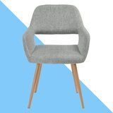 Covet 22'' Armchair (Set of 2) by Hashtag Home