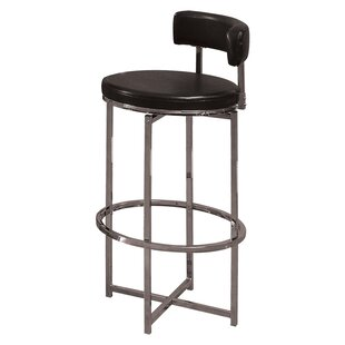 Ford Swivel Bar Stool by Williston Forge