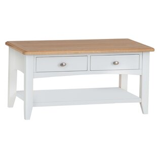 Canndale Coffee Table With Storage By August Grove
