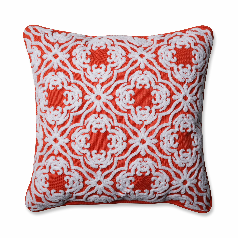 Winston Porter Pearsons Outdoor Indoor Throw Pillow Reviews Wayfair Ca