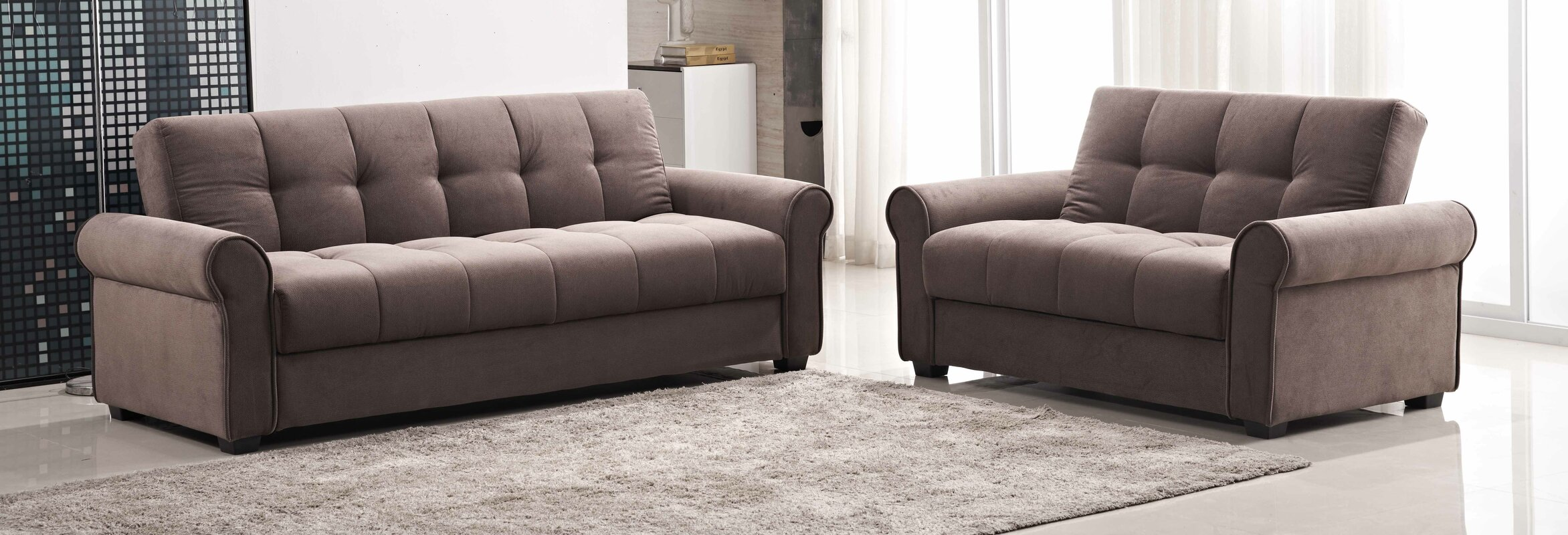 Russell 2 Piece Living Room Set Part 62