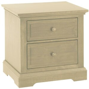 Chatham 2 Drawer Nightstand by Centennial