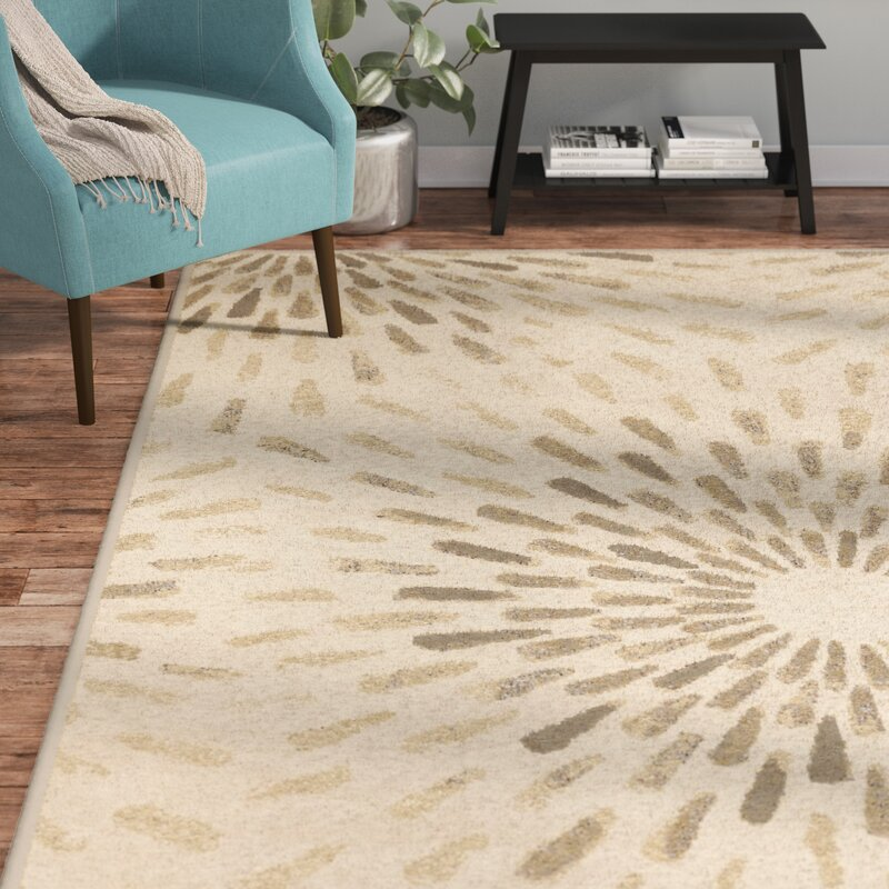 Best Area Rugs, Best Area Rugs Wayfair, Modern Area Rugs, Gracie Ivory Area Rug