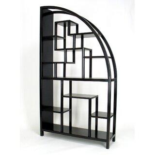 Albanese Geometric Bookcase by Bloomsbury Market SKU:DD809222 Shop