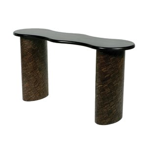 Wave Coco Console Table by Indo Puri