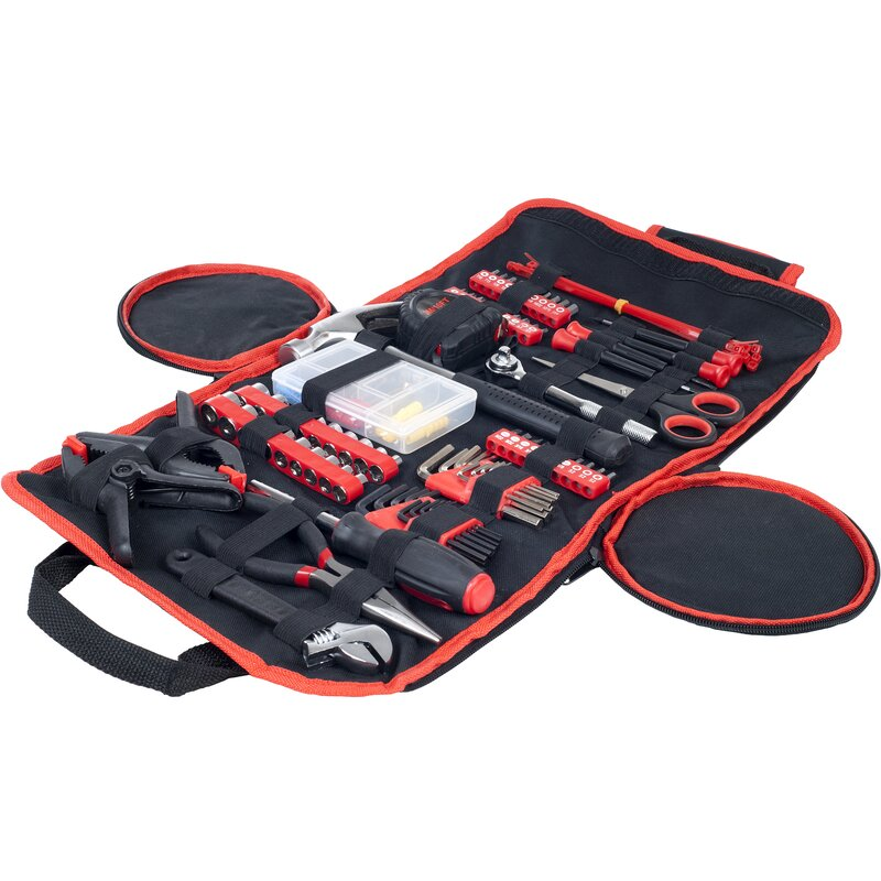 """12"""" Roll Up Tool Kit"""