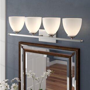 Alcott Hill Farrell 4-Light Vanity Light