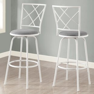 28 Swivel Bar Stool (Set of 2)