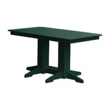 Nettie Plastic/Resin Dining Table