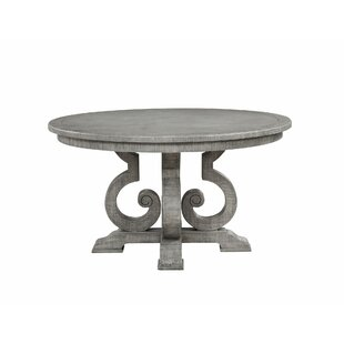 Maritza Pedestal Dining Table