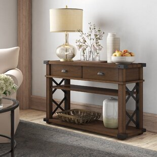 Review Fusillade Console Table By Birch Lane™