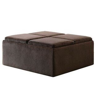 Hendry Cocktail Ottoman by Red Barrel Studio
