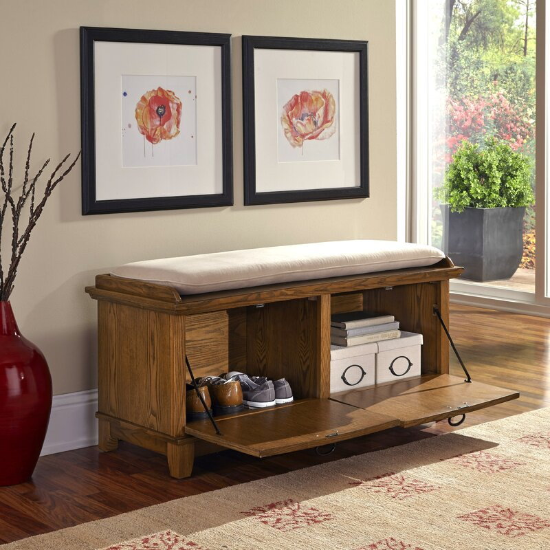 Inspirational solid Wood Entry Bench