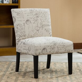 Steib Slipper Chair by Charlton Home
