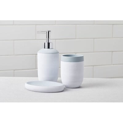 Rosecliff Heights Adeline 3 Piece Bathroom Accessory Set Rosecliff Heights From Wayfair North America Daily Mail