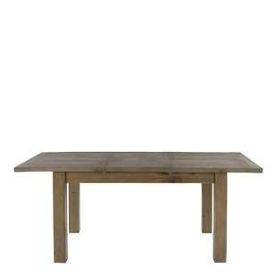 Bearpaw Extendable Dining Table By Union Rustic