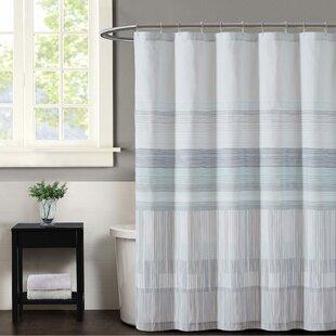Buying Kasu Stripe Shower Curtian ByVince Camuto