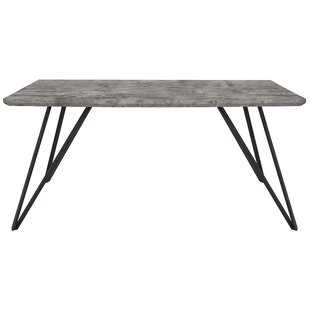 Chow Dining Table by Union Rustic Today Only Sale