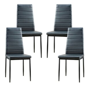 Rinan Upholstered Dining Chair (Set of 4)