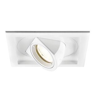 Compare prices Tesla LED 6 Eyeball Recessed Trim By WAC Lighting