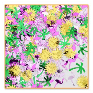 Tropical Breeze Confetti (Set of 6)