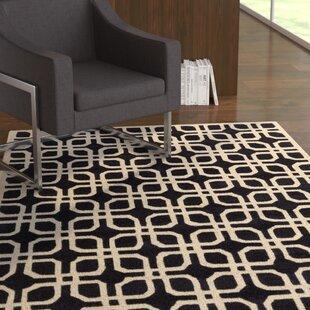 Murrah Slate & Ivory Area Rug ByEbern Designs