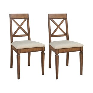 Urick Upholstered Dining Chair (Set Of 2) By Brayden Studio