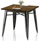 Kittrell Elm Dining Table by Williston Forge