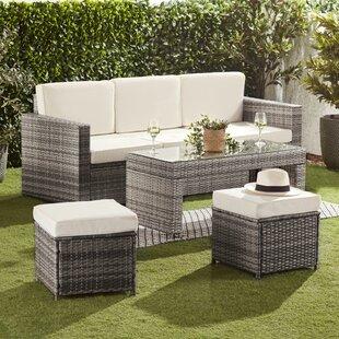 Noran 5 Seater Rattan Sofa Set Image