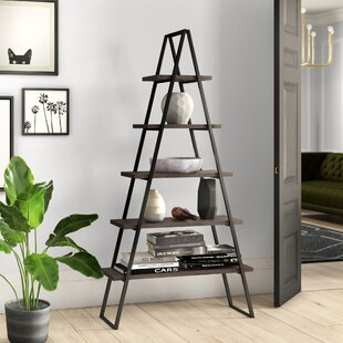 Read Reviews Keeble Etagere Bookcase by Mercury Row