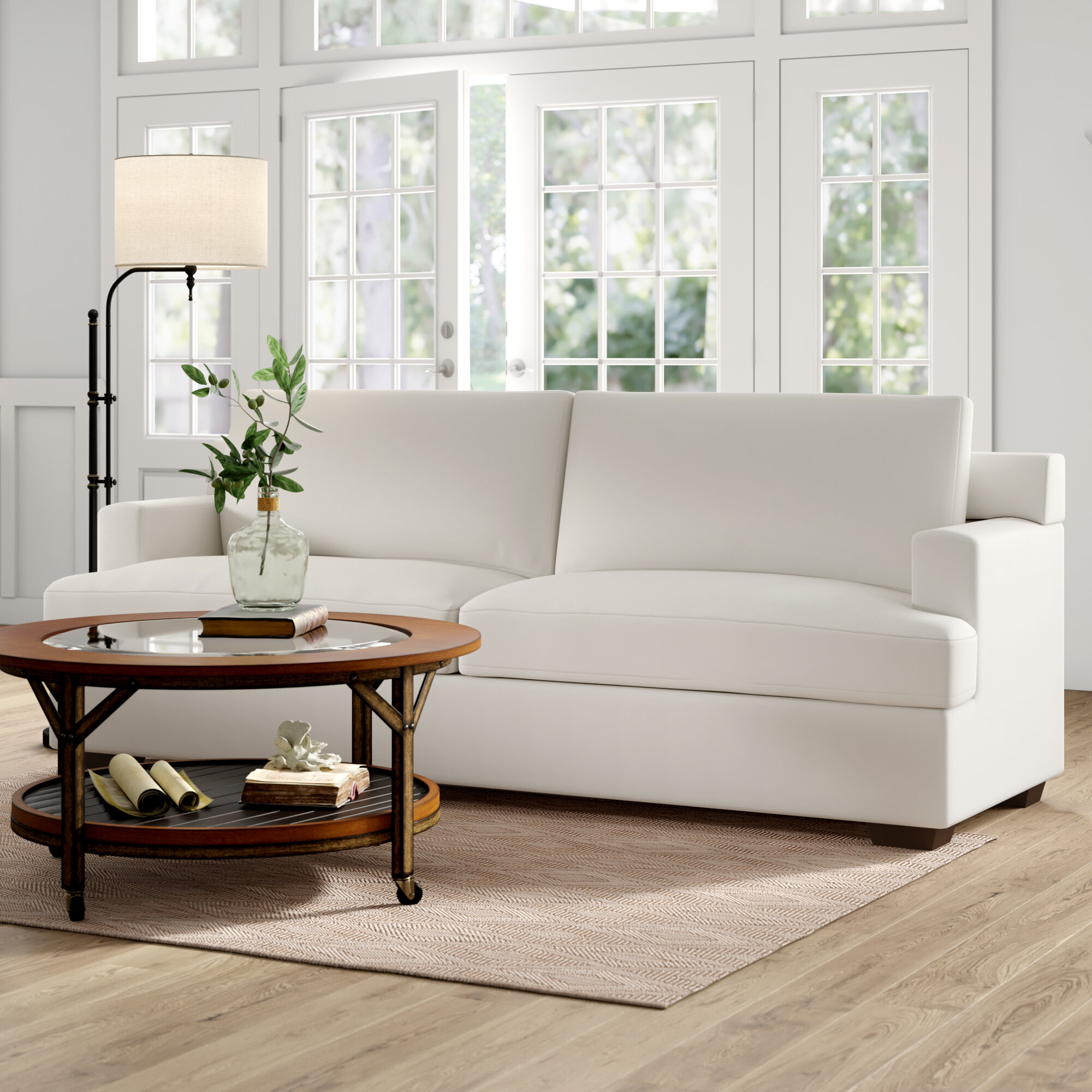 Rustic Sofas You Ll Love In 2020 Wayfair