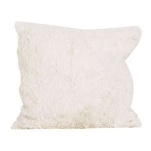Abigayle Faux Fur Throw Pillow