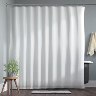 Mildew Resist Plastic Single Shower Liner