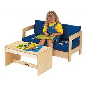 Living Room Kids Club Chair by Jonti-Craft