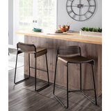 Riker 26 Bar Stool (Set of 2) by Union Rustic
