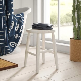 Lynn 18 Wood Bar Stool Mistana