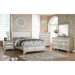 Tiffany Panel Configurable Bedroom Set by Fairfax Home Collections
