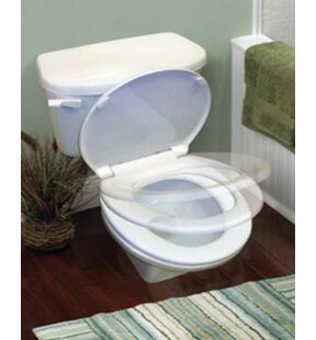 Ginsey Elongated Toilet Seat